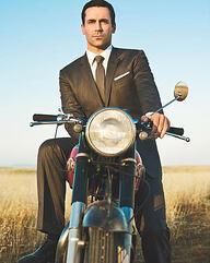 Actor Jon Hamm