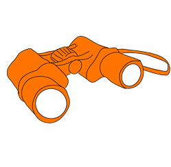 binoculars zooma