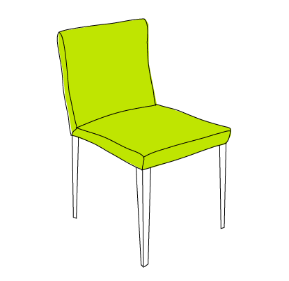 green chair zooma