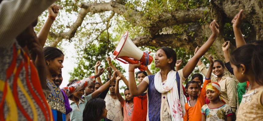 Plan International - Equality for girls