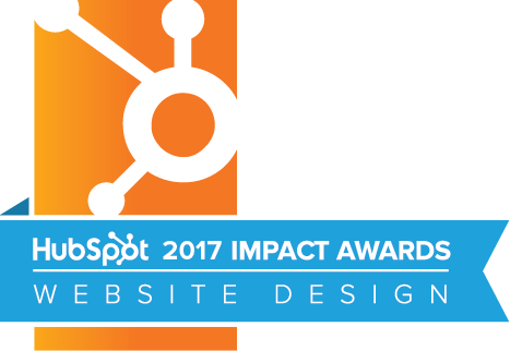 HubSpot 2017 Impact Awards – Website Design