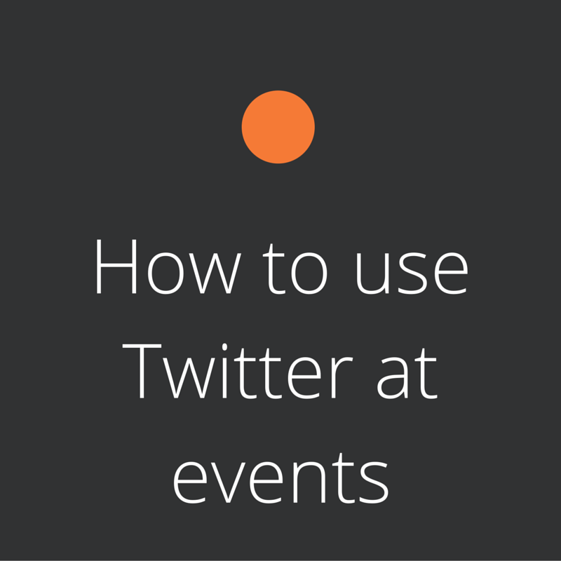 How-to-Twitter-at-events